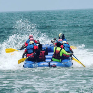 Goa Sea Rafting